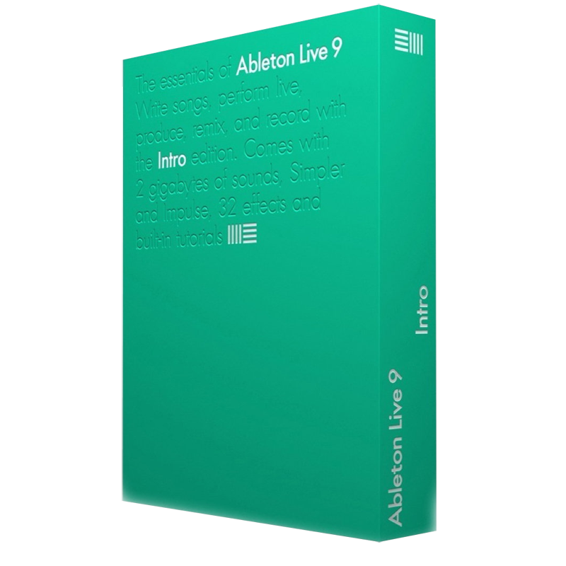 Ableton-Live-9-Intro