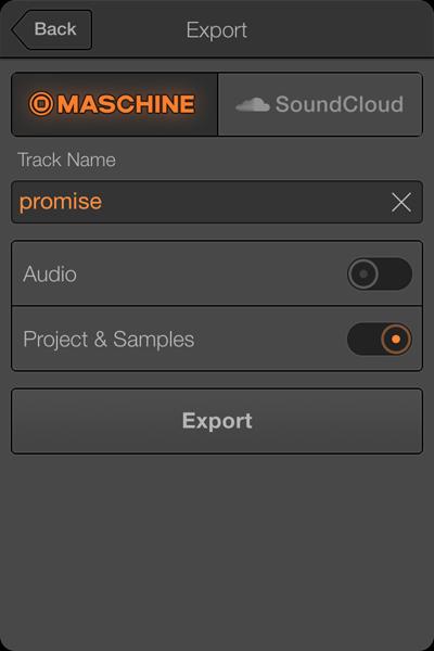 imaschine-export-setting