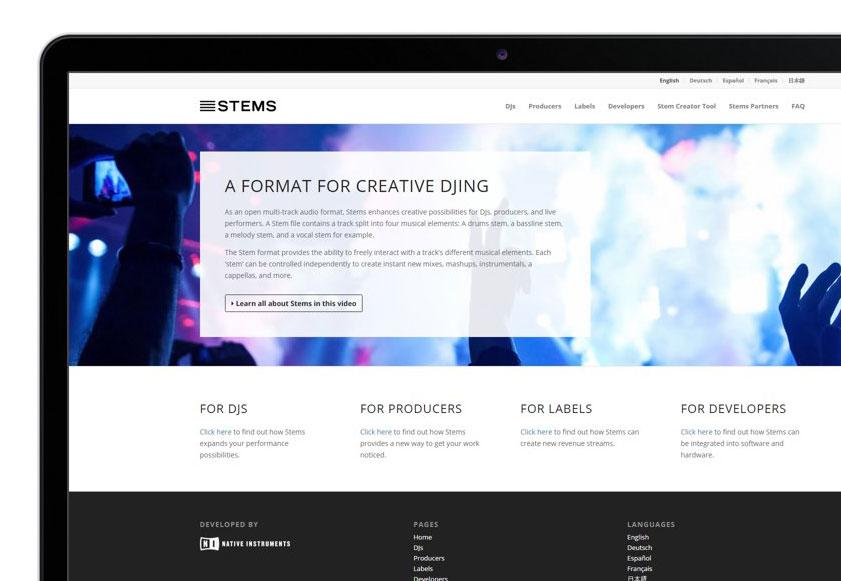 stems-music