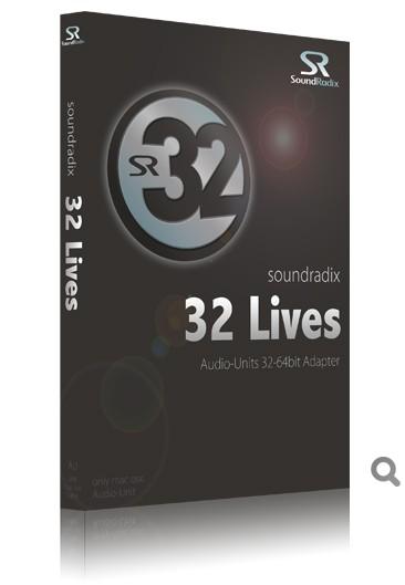 32LIVES | 日本正規代理店サンフォニックス